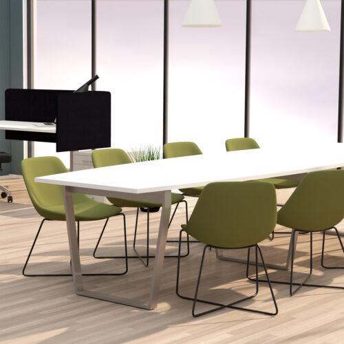 Bordsskivor och stativ Konferensbord
